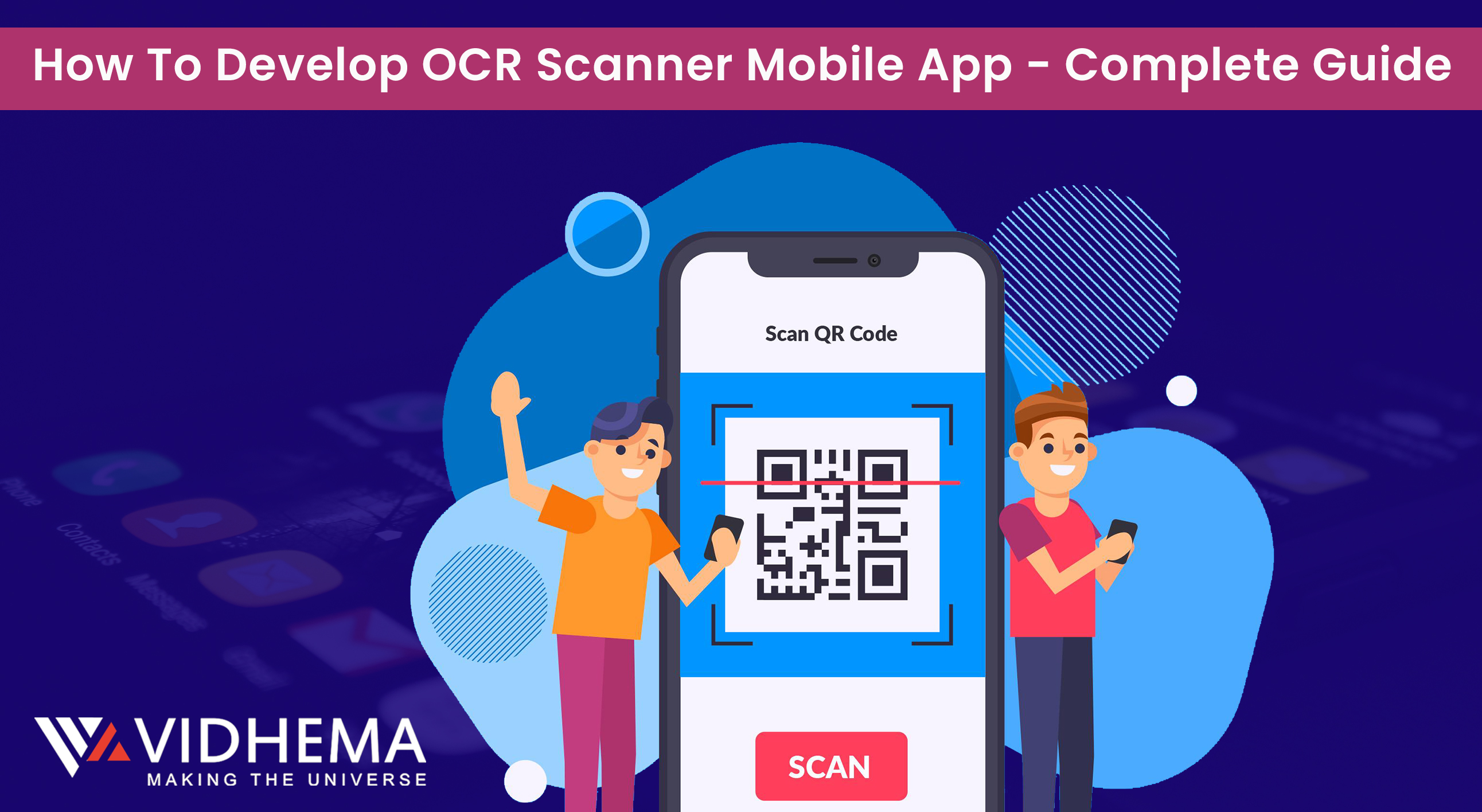 How to Develop OCR Scanner Mobile App - Complete Guide