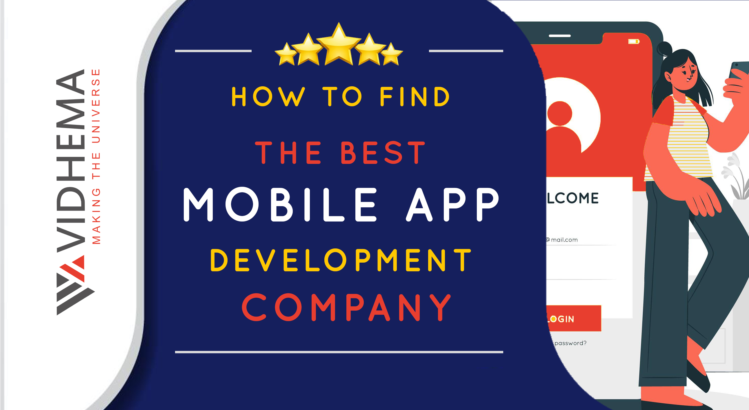 How To Find The Best Mobile App Development Company?