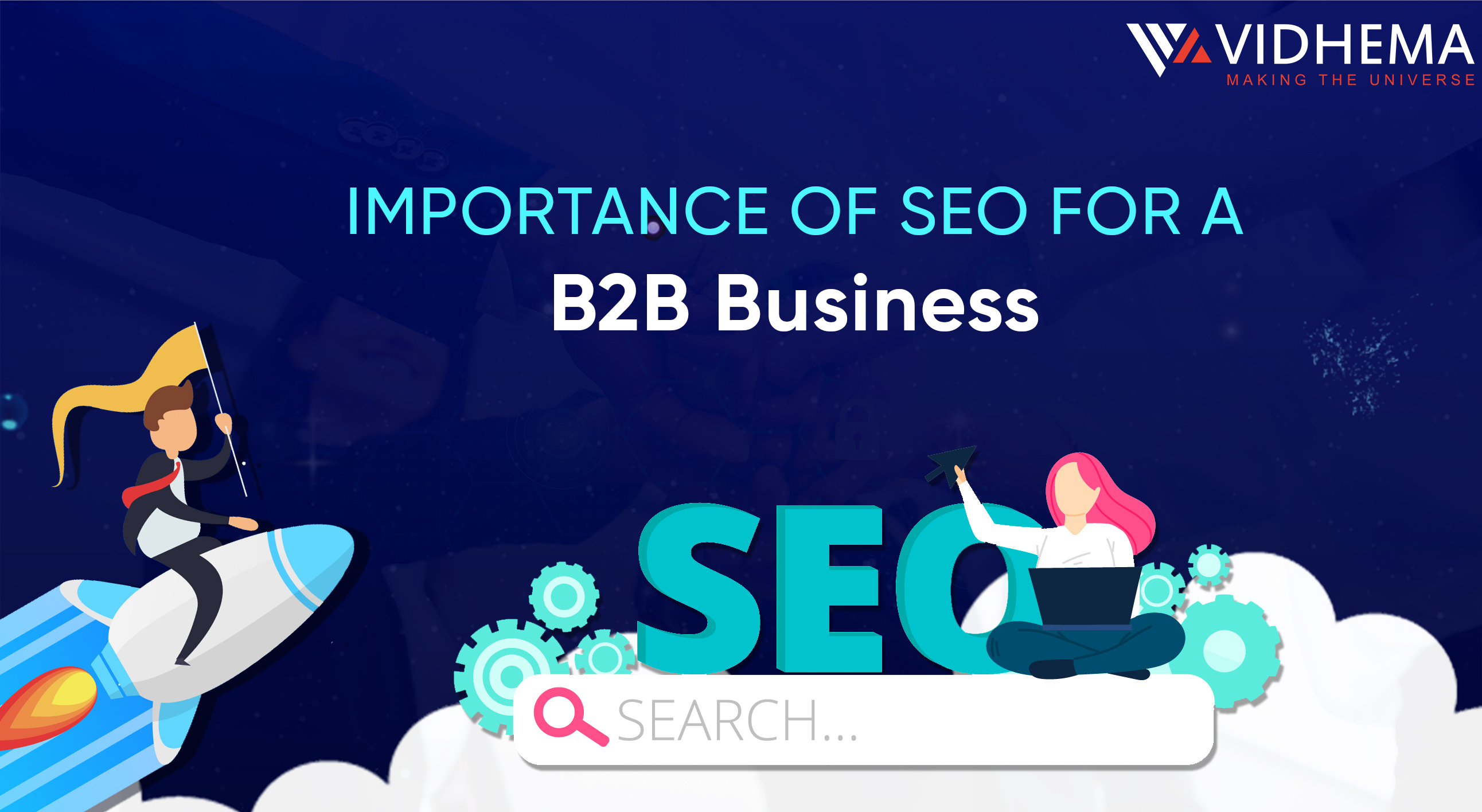 Importance of SEO for a B2B Business