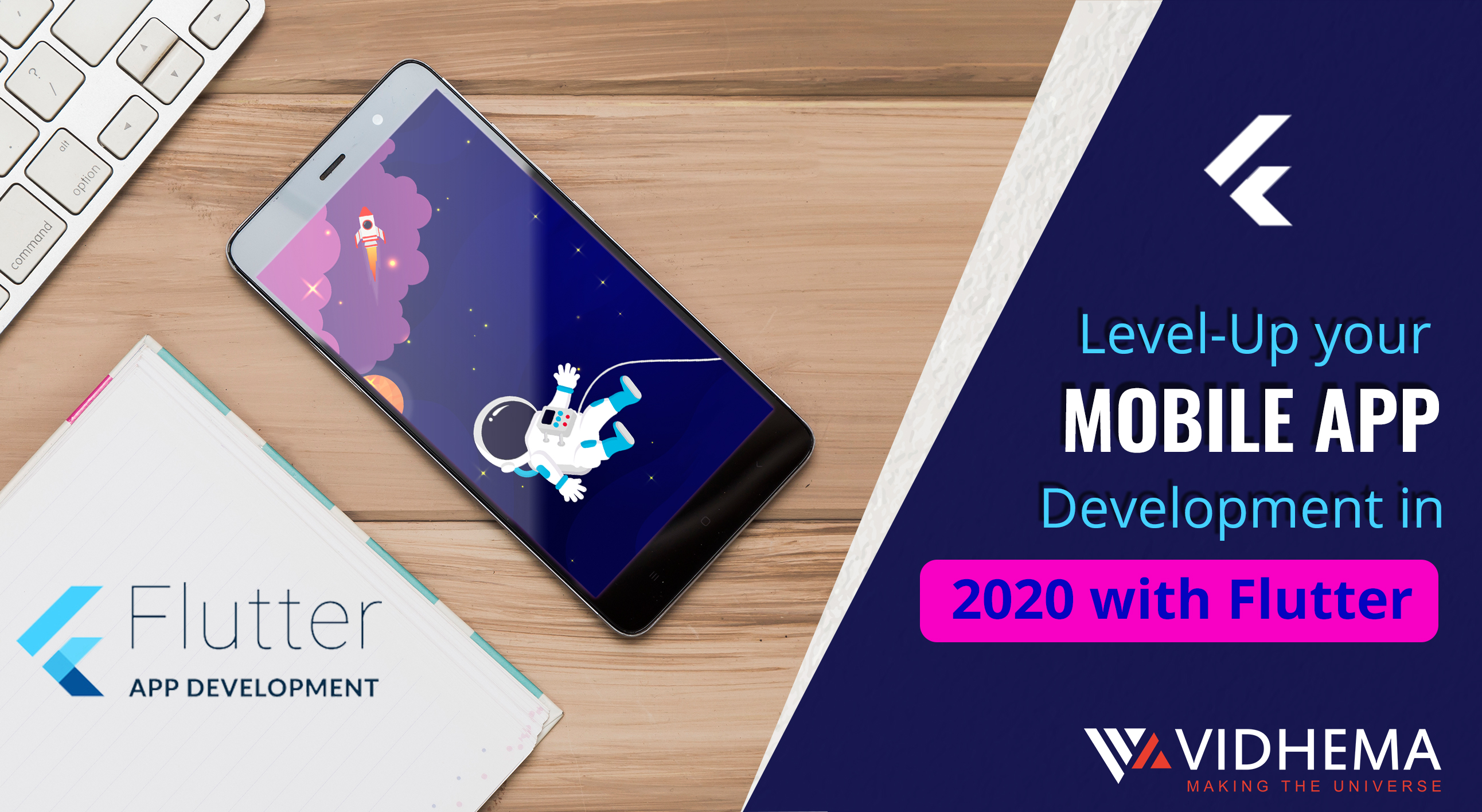 Level-Up your Mobile App Development in 2020 with Flutter