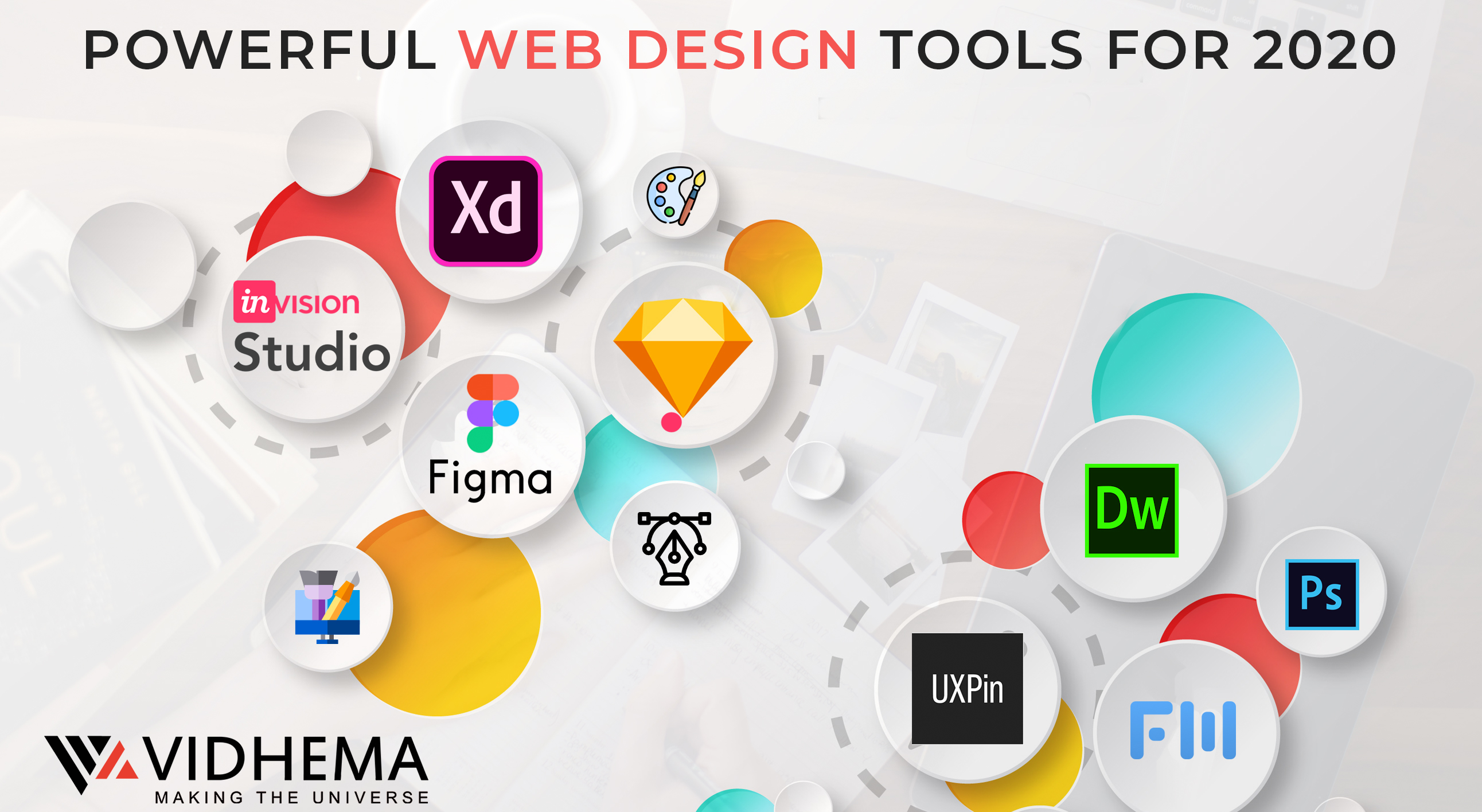 POWERFUL WEB DESIGN TOOLS FOR 2020