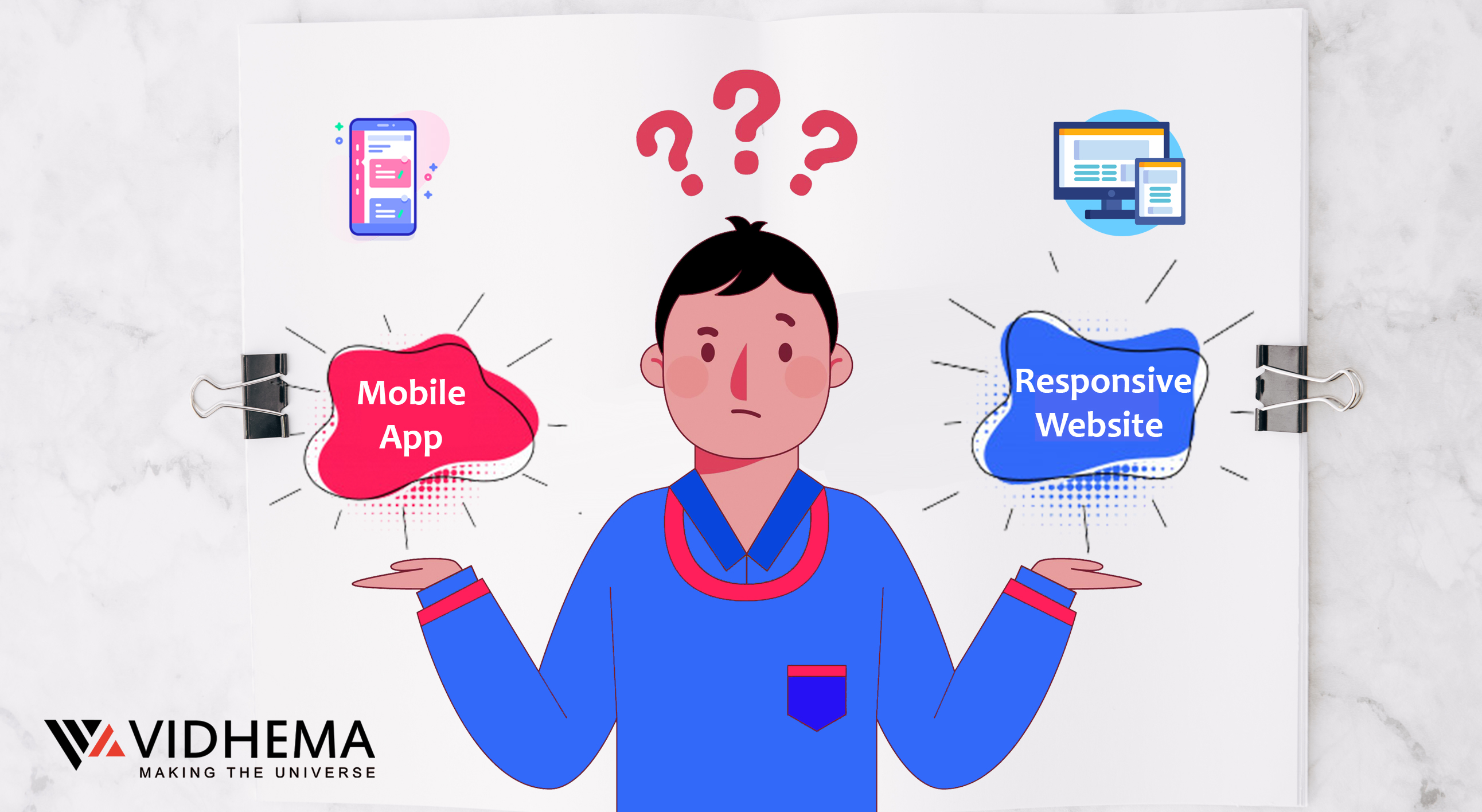 Responsive Website vs Mobile App