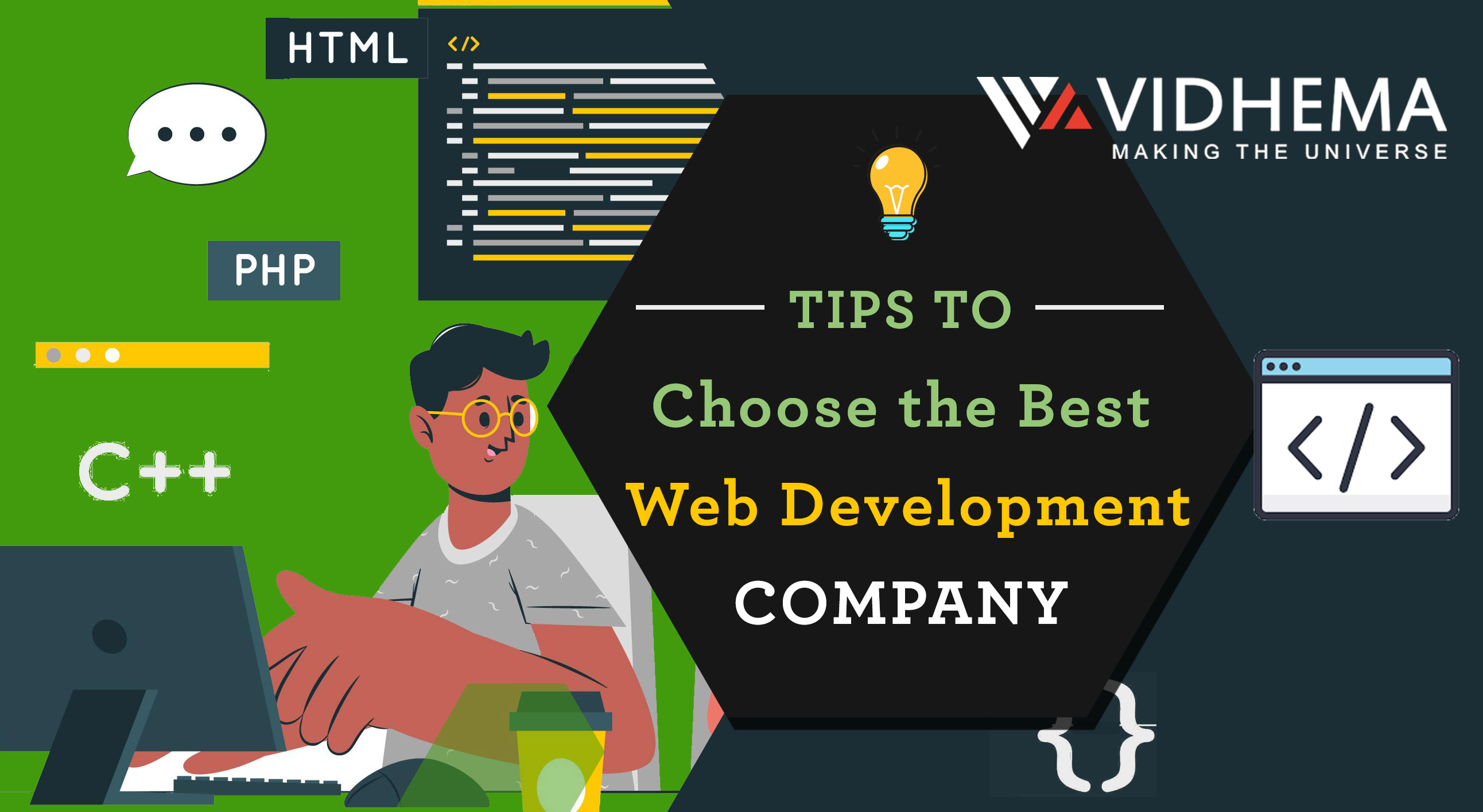 Tips to Choose the Best Web Development Company