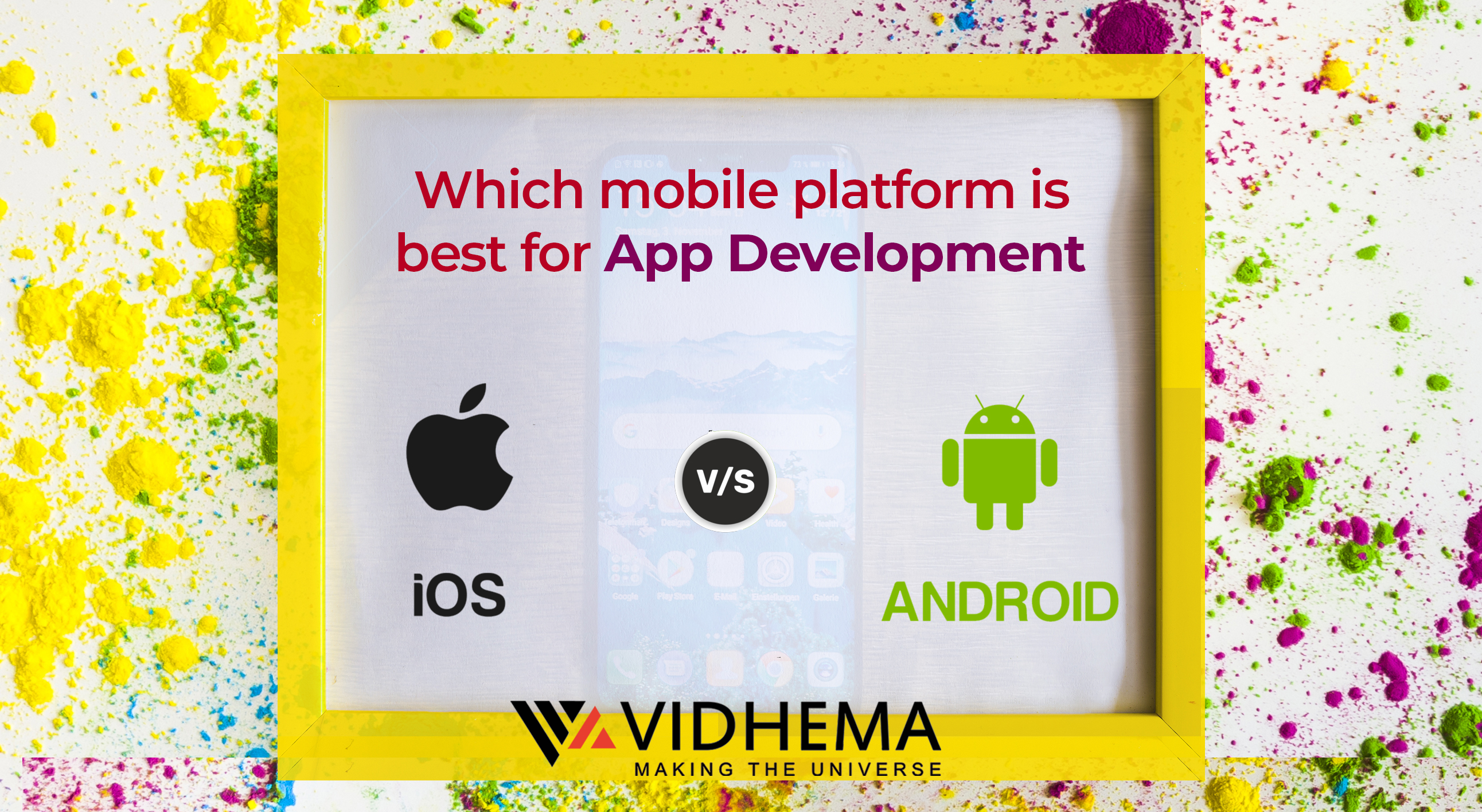 Android vs iOS: Which mobile platform is best for app development?