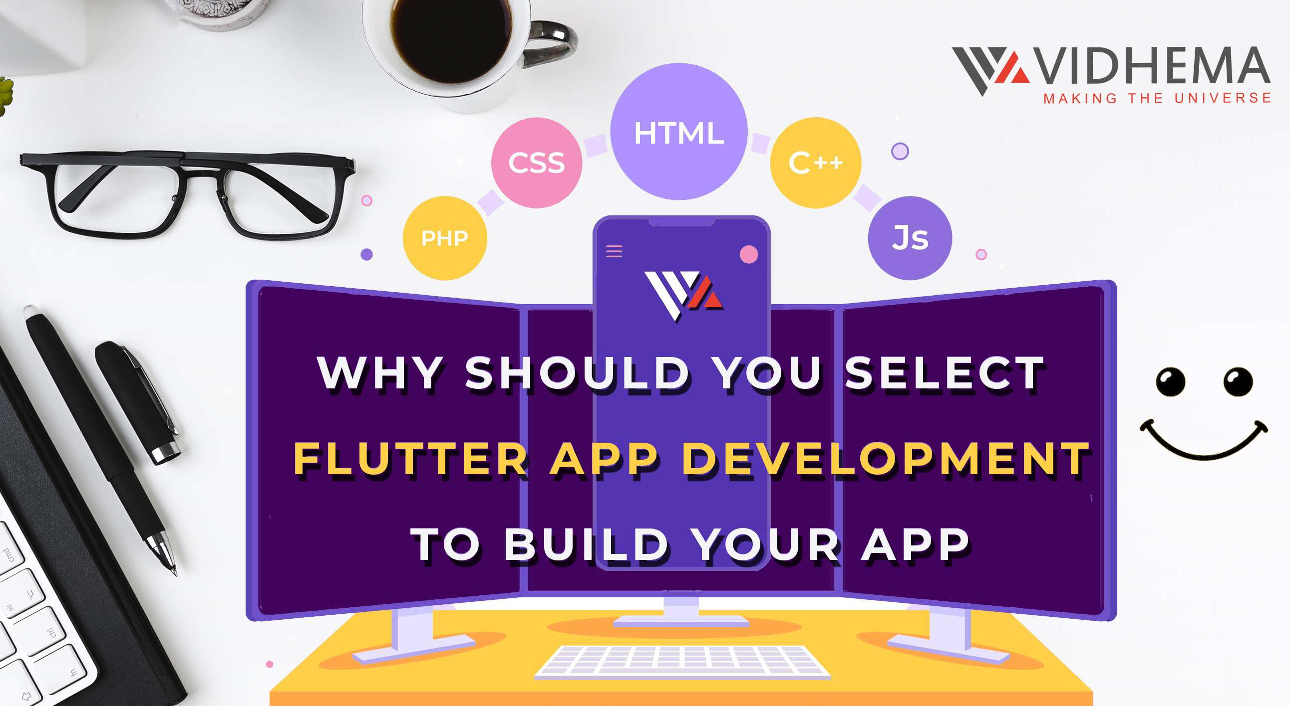 Why Should You Select Flutter App Development To Build Your App?