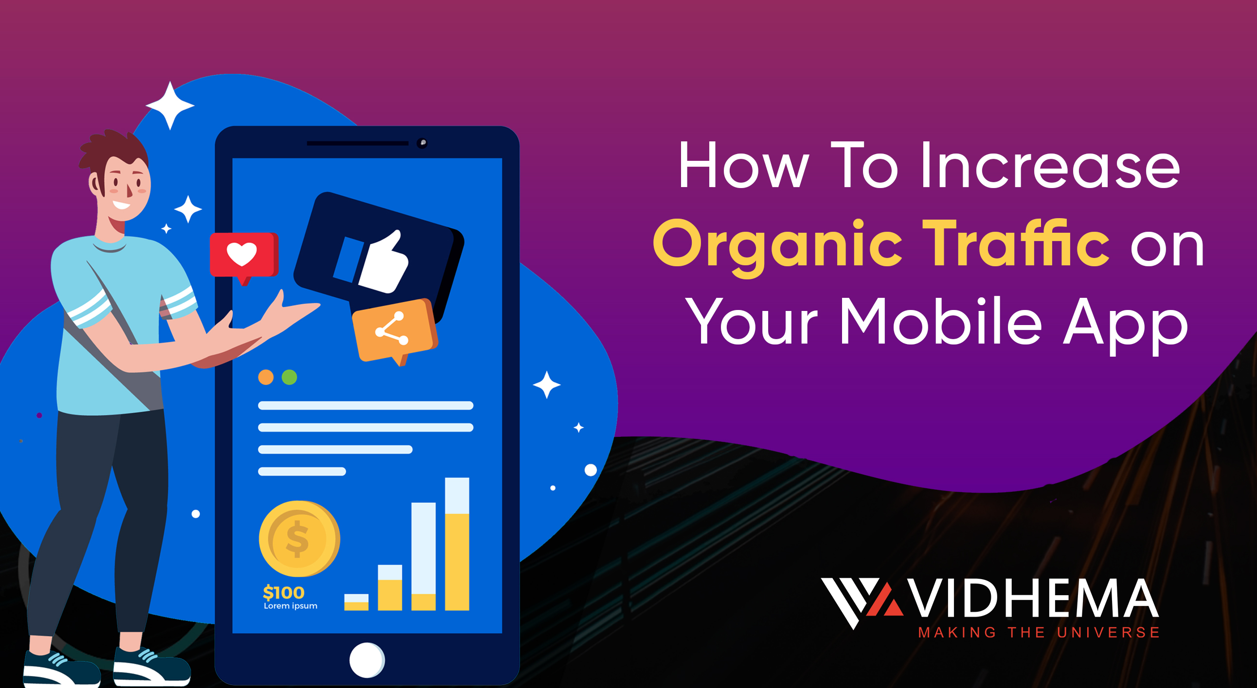 How To Increase Organic Traffic on Your Mobile App