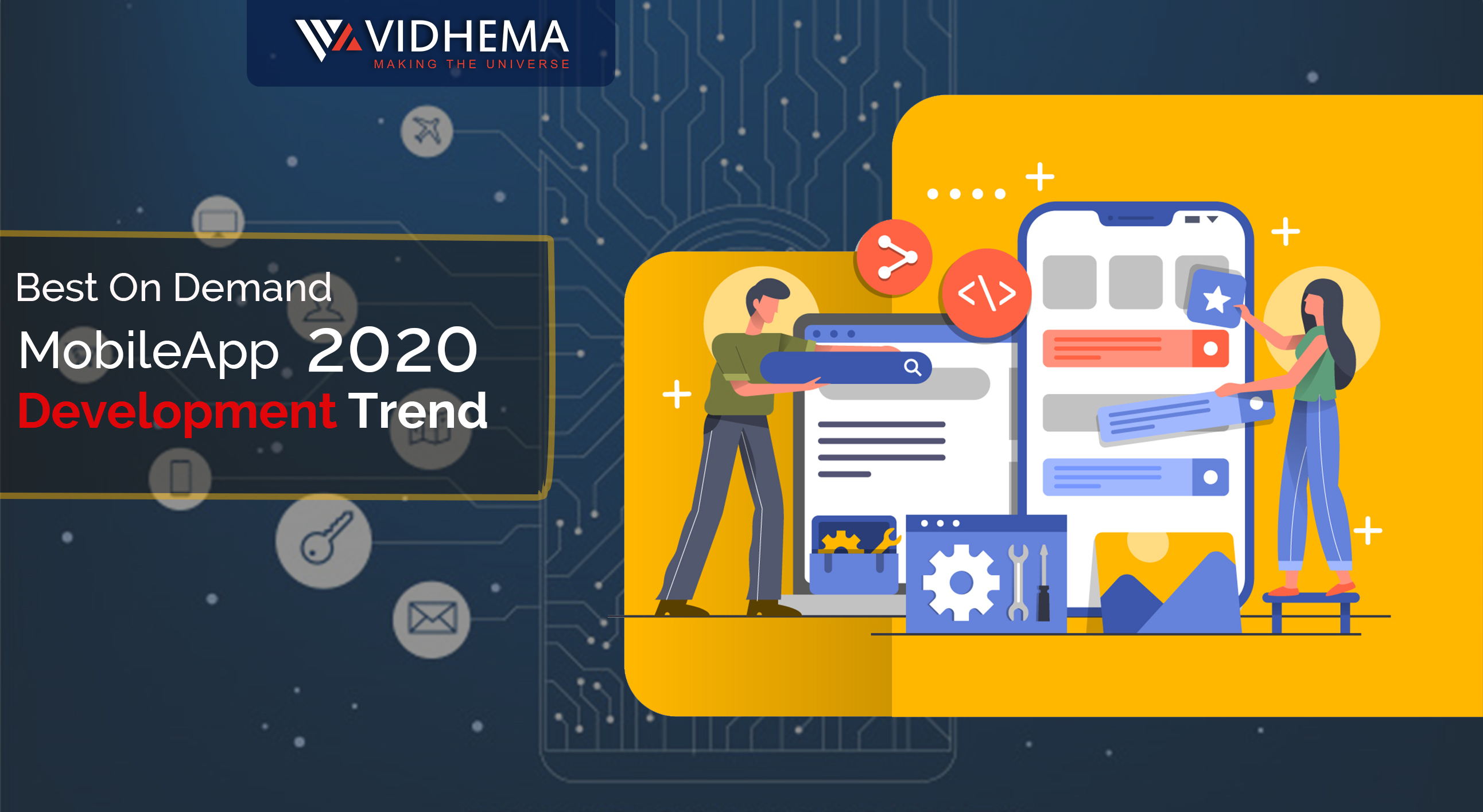 Best On-Demand Mobile App Development Trend 2020