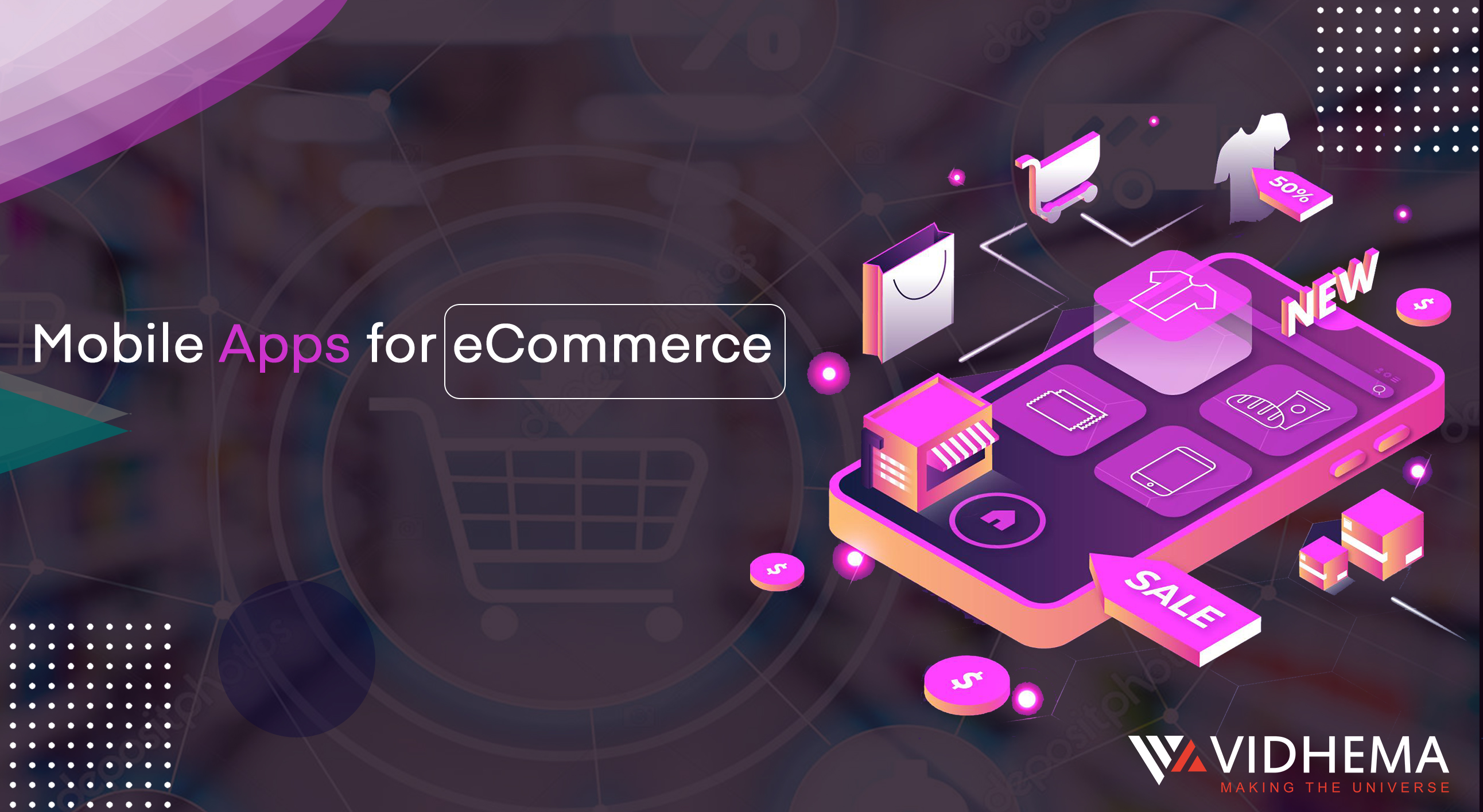 Mobile Apps for eCommerce