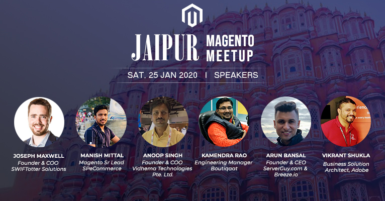First Magento meetup in Jaipur