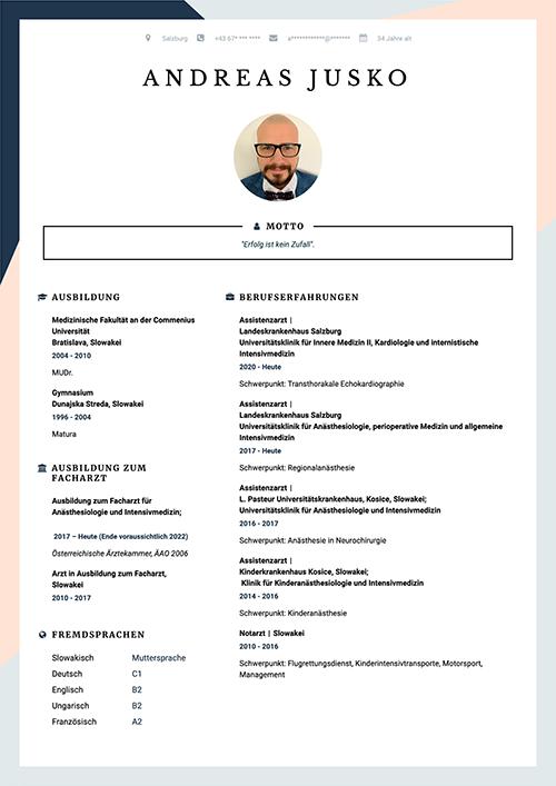 resume doctor