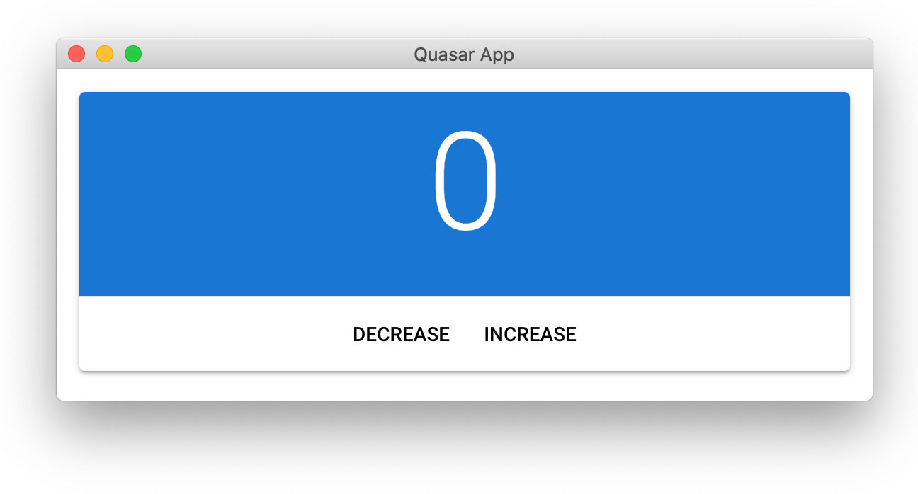 Vue + Quasar: desktop app and browser extension | Vue Mastery