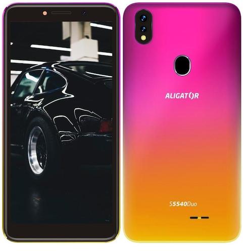 Obrázek produktu Aligator S5540 Duo