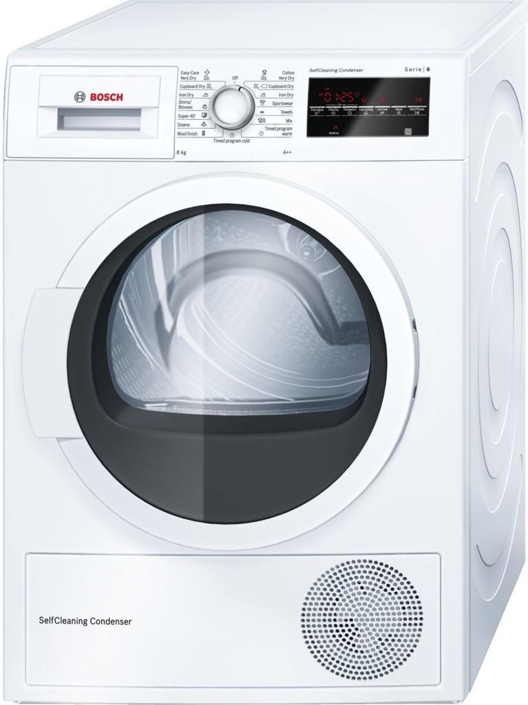 Obrázek produktu Bosch WTW85460BY