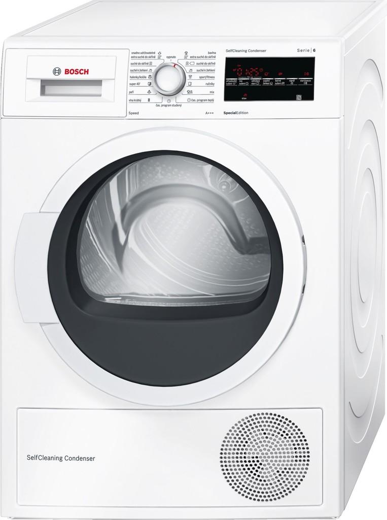 Obrázek produktu Bosch WTW87467CS