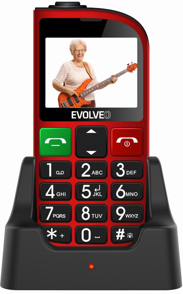 Obrázek produktu Evolveo EasyPhone FM