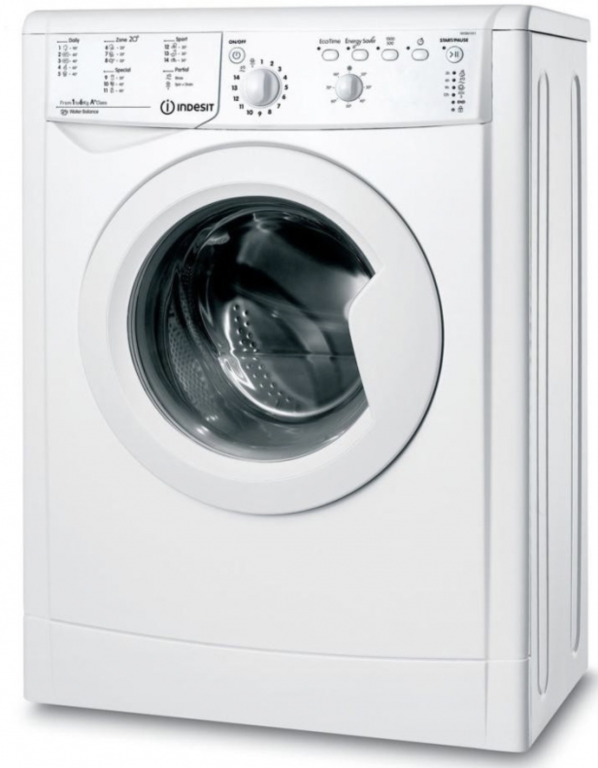 Obrázek produktu Indesit IWSB 61051 C ECO