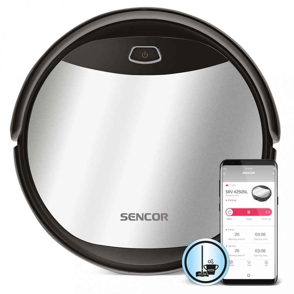 Obrázek produktu Sencor SRV 4250SL