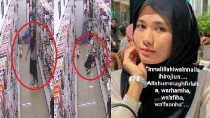 Fakta Detik-detik Wanita Jatuh Lalu Tewas, Disebut Akibat Corona
