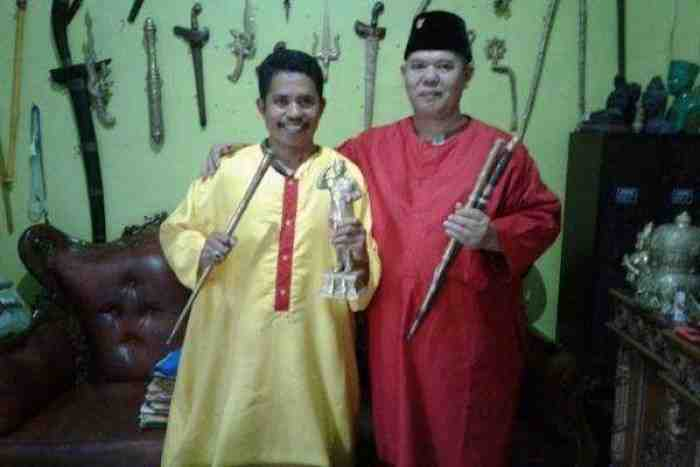 Tak Perlu Waktu Lama 2 Petinggi Edan `King of The King` Diciduk