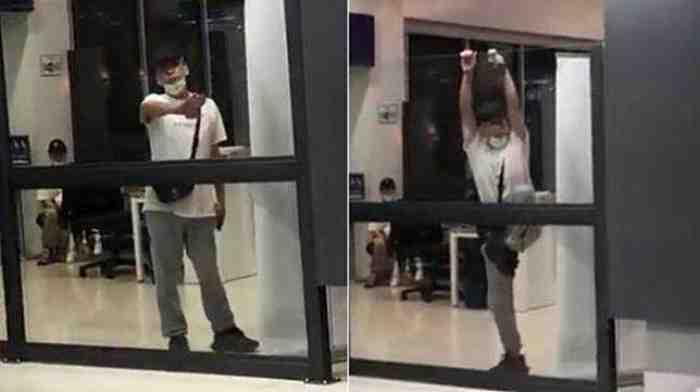 Geger, Warga China ini Kabur dari RS Bawa Anak yang Diduga Terkena Virus Corona