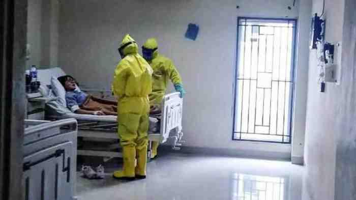 Dicurigai Kena Virus Corona, WNA ini Dilarikan ke RSUD Jambi