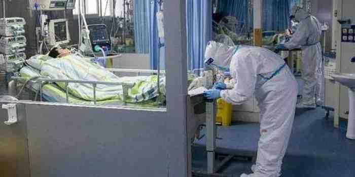 Seram, Korban Virus Corona di Wuhan Bergelimpangan Seperti Zombie