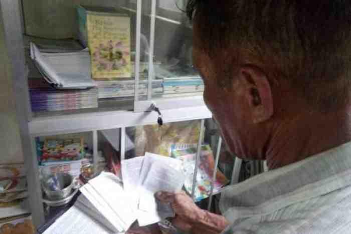 Tempat Belajar Umat Hindu di Banyuwangi ini Diobrak-abrik Orang Tak Dikenal