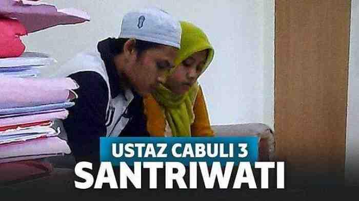 Rusak, Pak Ustaz di Bondowoso Tega Cabuli 3 Santriwatinya Sendiri