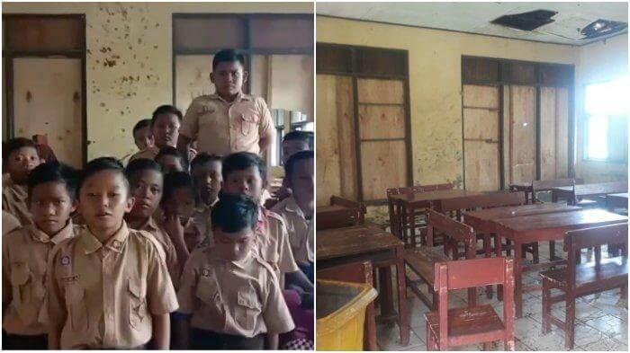 Hanya Satu Jam dari Jakarta, Sekolah di Bekasi ini Kondisinya Sangat Miris