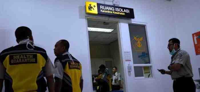 Waspada, 3 Turis Asing di Bali Dicurigai Terjangkit Virus Corona