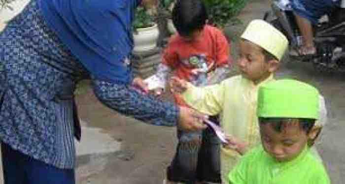Haruskah Adil Memberi Hadiah Pada Anak-anak?