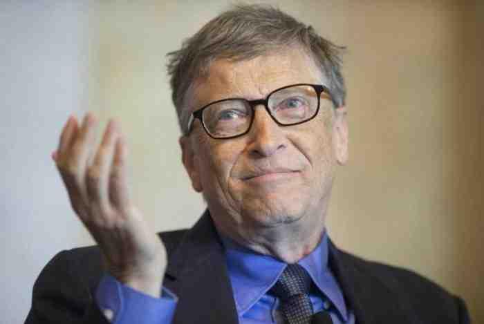 Ini Arti Filantropi Dalam Islam, yang Membuat Bill Gates Mundur dari Microsoft
