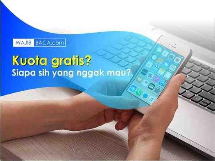 Cara Mudah Dapatkan Kuota Gratis Telkomsel, Indosat, XL Selama WFH