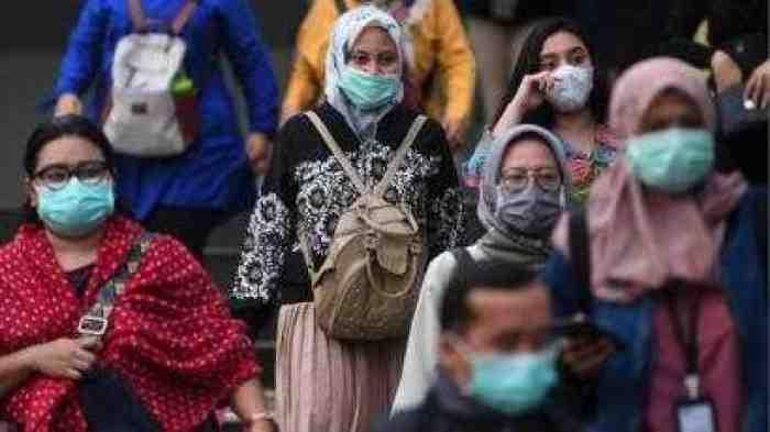 Update, Virus Corona di Indonesia Meningkat 38 Kasus dalam Sehari