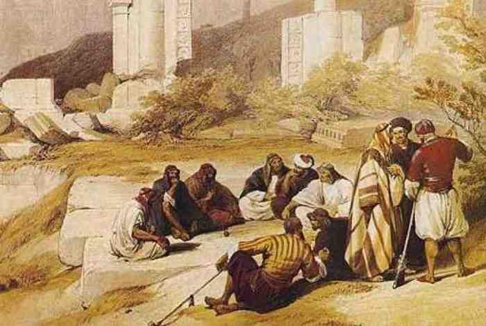 Cerita Nabi Hud dan Kaum Aad