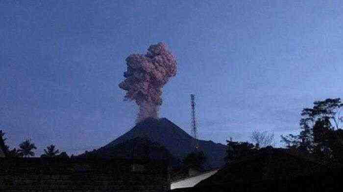 Peringatan, Gunung Merapi Diprediksi Akan Meletus Lagi