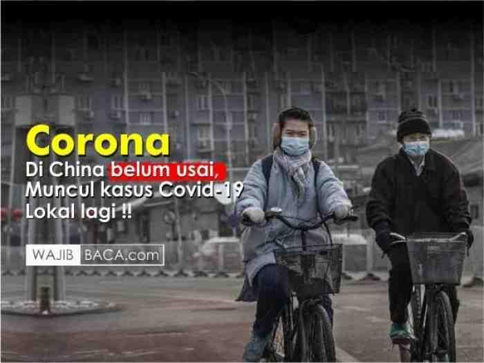 Update, China Laporkan 1.300 Kasus Baru Virus Corona Tanpa Gejala