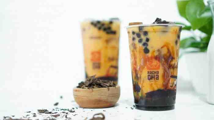 Kumpulan Franchise Thai Tea Dibawah 5 Juta