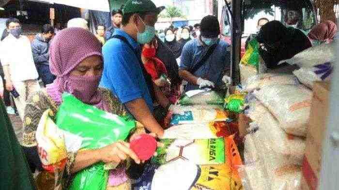 Masih Mampu dan Punya Persediaan, Warga Kembalikan Bantuan Sembako