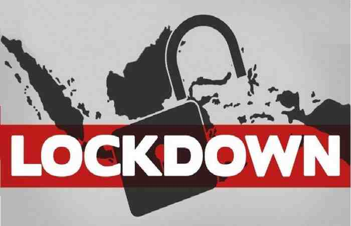 5 Daerah Indonesia yang Terapkan Lockdown Lokal