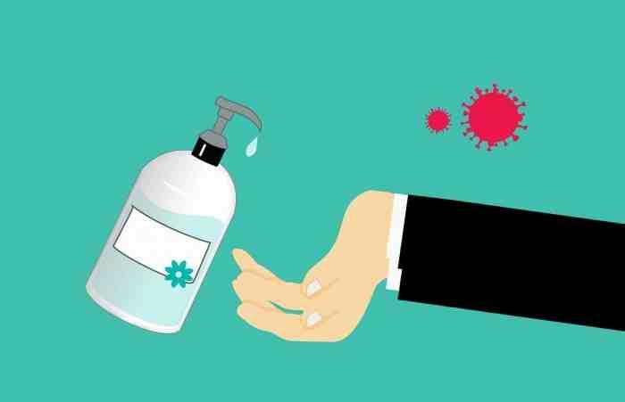 Efek Samping Jika Menggunakan Hand Sanitizer Berlebihan