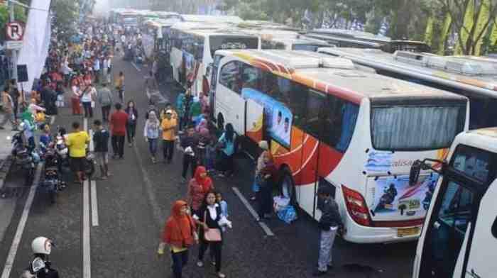 Bandel, Warga Jakarta Nekat Mudik, ODP di Sumedang Naik Jadi 1.807 Orang