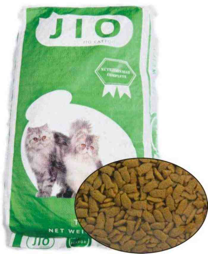 5 Harga Makanan Kucing Kampung Yang Paling Murah