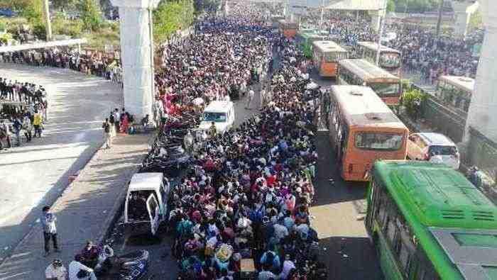 Berkaca dari Kekacauan di India dan Italia, Indonesia Tak Akan Lockdown