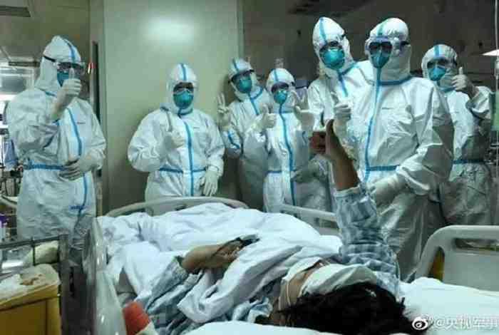 Kisah Pasien yang Sembuh Dari Virus Corona: `Jangan Panik`