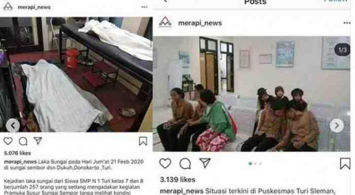 Petaka Tragedi 257 Siswa SMPN 1 Turi Hanyut, Manajemen Sungai: `Aduh, ini konyol!`