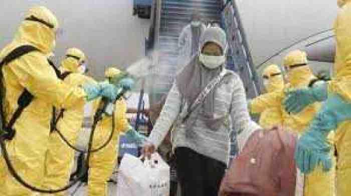 Tega! WNI di Hongkong Mencuri Ribuan Masker untuk Dijual Kembali