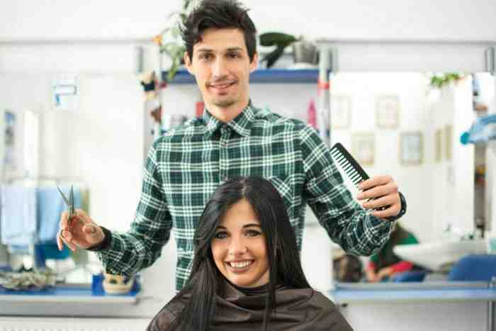 Mitos Potong Rambut Saat Hamil