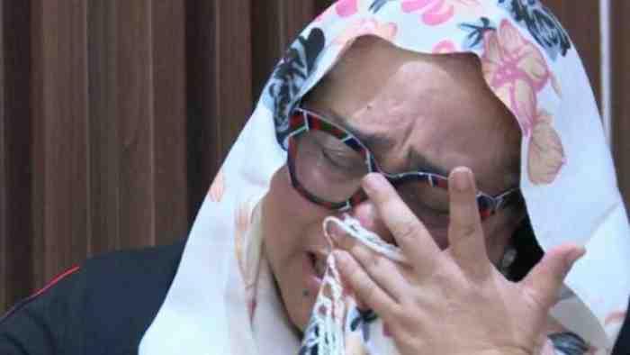 Ibunda Nunung Meninggal Dunia karena Kanker Lidah