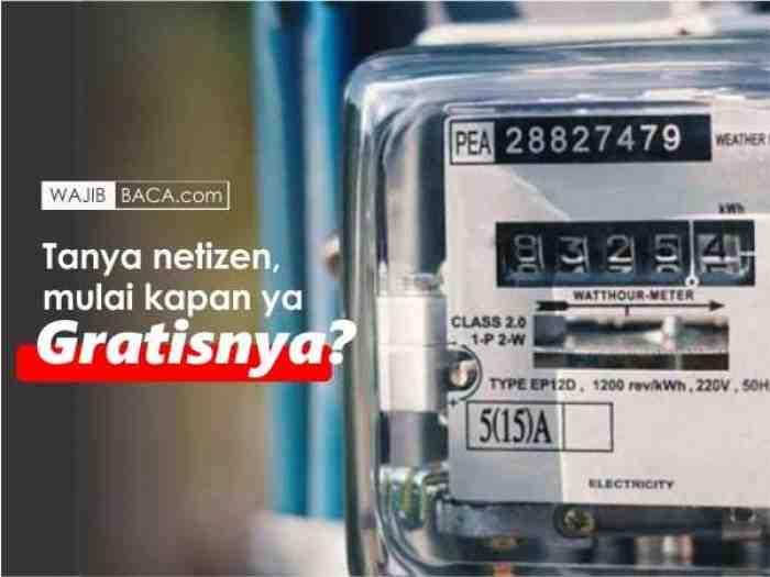 Update, Jokowi Juga Berikan Token Pulsa Gratis untuk Golongan 450 VA